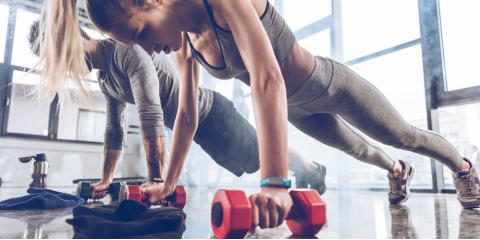 4 Ways to Stay Motivated for the Gym